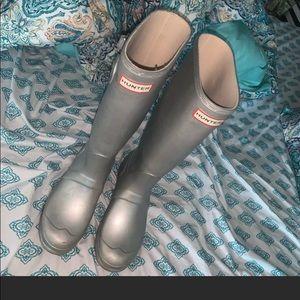 Hunter rain boots 🌧
